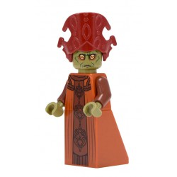 Nute Gunray (robe orange)