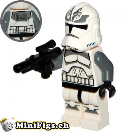 Wolf Pack Clone Trooper (75045) sw537