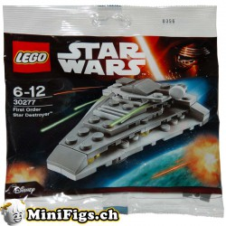 Lego Star Wars mini First Order Star Destroyer (polybag)