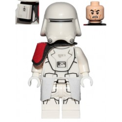 Lego First Order Snowtrooper officier sw656