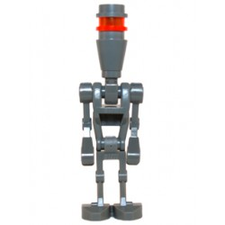 Assassin Droid (Dark Bluish Gray)