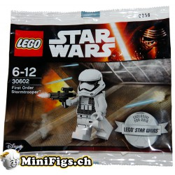 First Order Stormtrooper polybag
