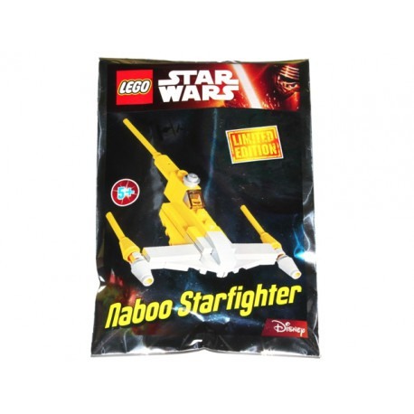 Naboo Starfighter foil pack 911609-1