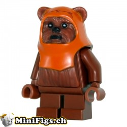 Wicket (Ewok) Lego Star Wars - sw237