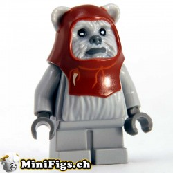 Chief Chirpa (Ewok) Lego Star Wars sw236
