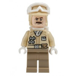 Hoth Rebel Trooper (moustache) sw425