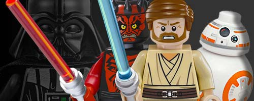 Figurine Star Wars 500x200